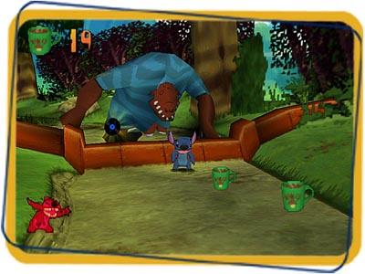 Лило и Стич Disney Interactive
