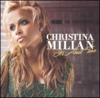 Christina Milian.  It's About Time Universal Music Russia
