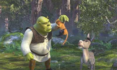 Шрэк 2 DreamWorks SKG,Pacific Data Images (PDI),DreamWorks Animation
