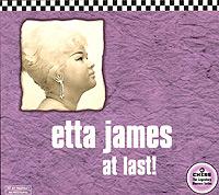 Этта Джеймс Etta James. At Last! амлодипин таб 10мг 30