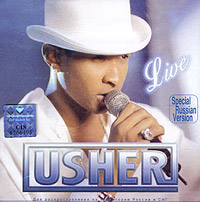 Usher.  Live LaFace Records