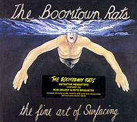 The Boomtown Rats The Boomtown Rats. The Fine Art Of Sarfacing dirty rats