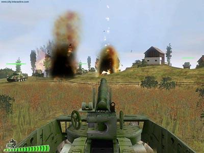 Дорога на Берлин / Battlestrike:  The Road To Berlin City Interactive