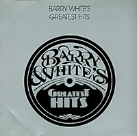 Barry White.  Barry White's Greatest Hits Mercury Records Limited,PolyGram Records