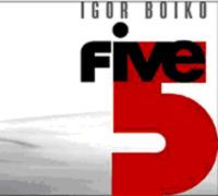 Это пятый сольный диск Игоря и, как он считает, одна из лучших его работ. Альбом выпущен Игорем Бойко самостоятельно, без сотрудничества с каким-либо выпускающим лэйблом. В записи участвовал