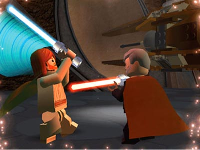 LEGO Star Wars Traveller's Tales