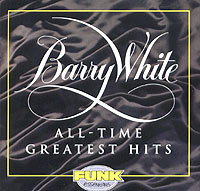 Barry White.  All - Time Greatest Hits PolyGram Records