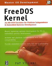 FreeDOS Kernel: An MS-DOS Emulator for Platform Independence and Embedded Systems Development analog interfacing to embedded microprocessor systems