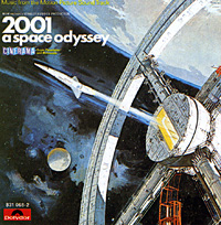 Zakazat.ru 2001: A Space Odyssey. Music From The Motion Picture Sound Track