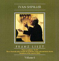 Ivan Shpiller: Franz Liszt. Volume 6