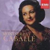 Монтсеррат Кабалье Montserrat Caballe. The Very Best Of Montserrat Caballe