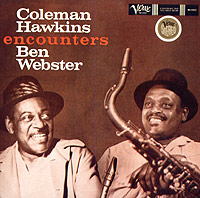 Coleman Hawkins Encounters Ben Webster The Verve Music Group