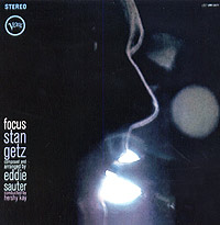 Стэн Гетц Stan Getz. Focus the carpenters now and then