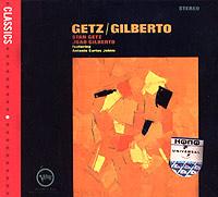 Стэн Гетц,Жоао Жильберто Stan Getz & Joao Gilberto. Getz. Gilberto gilberto gil bandadois