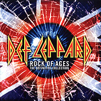 Def Leppard Def Leppard. Rock Of Ages. The Definitive Collection (2 CD) def leppard def leppard vault greatest hits 2 lp