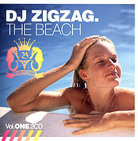 DJ Zigzag DJ Zigzag. The Beach. Vol. One stylish spaghetti strap hollow out zigzag dress for women
