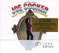 Джо Кокер Joe Cocker. Mad Dogs & Englishmen (Deluxe Edition) (2 CD) mad teacher cd
