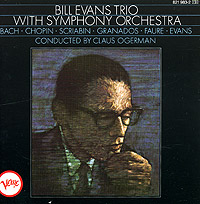 Bill Evans Trio: With Symphony Orchestra
