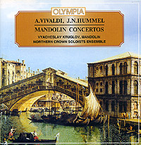 Вячеслав Круглов Antonio Vivaldi. Johann Hummel. Mandolin Concertos 2pcs black strap button mounting screw for guitar mandolin