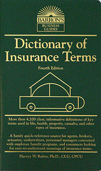 Dictionary of Insurance Terms the illustrated dictionary of boating terms – 2000 essential terms for sailors