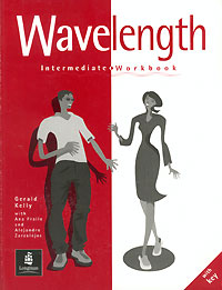 Wavelength. Intermediate.Workbook рубашка мужская dan jieshi dj192 2015