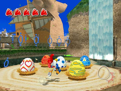 Billy Hatcher and The Giant Egg SEGA
