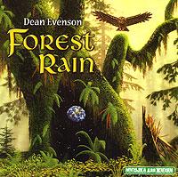 Dean Evenson. Forest Rain