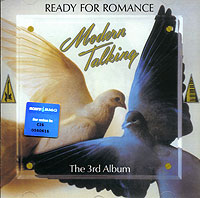 Modern Talking Modern Talking. Ready For Romance cd modern talking ready for the mix