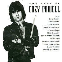 Кози Пауэлл Cozy Powell. The Best Of Cozy Powell bud powell bud powell the scene changes