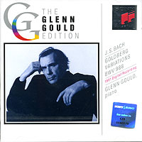Фото Гленн Гульд The Glenn Gould Edition. Bach, Goldberg Variations BWV 988