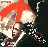 Synergy V For Vendetta. Music From The Motion Picture dean vendetta xmt