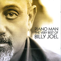 Билли Джоэл Billy Joel. Piano Man. The Very Best Of