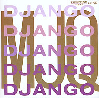 The Modern Jazz Quartet. Django