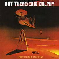 Эрик Долфи,Рон Картер,Джордж Дювивье,Рой Хейнс Eric Dolphy. Out There tenor saxophone instrument 54 selmer b flat saxophone tenor antique copper free shipping sound quality promotions sax
