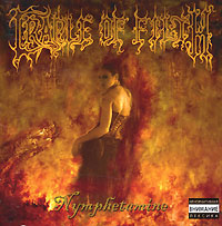 Cradle Of Filth.  Nymphetamine Roadrunner Records,ООО