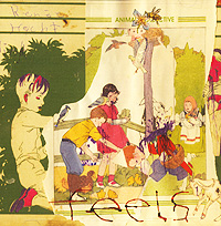 Animal Collective Animal Collective. Feels animal collective animal collective fall be kind lp