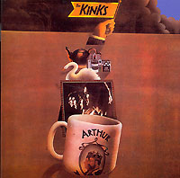 The Kinks The Kinks. Arthur Or The Decline And Fall Of The British Empire надувной круг intex red river run1 56825