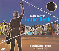Роджер Уотерс Roger Waters. In The Flesh (2 CD + DVD) (Limited Edition) cd roger waters in the fleshlive