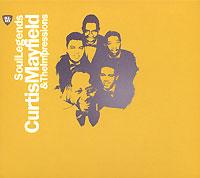 Кертис Мэйфилд Curtis Mayfield. Soul Legends the supremes the supremes playlist plus 3 cd