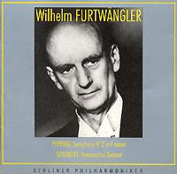 Wilhelm Furtwangler. Pepping. Symphony № 2 In F minor. Schubert. Hymnisches Konzert