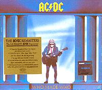 Ремастрированное издание альбома австралийской хардроковой группы AC/DC.