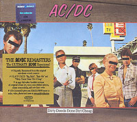 AC/DC AC/DC. Dirty Deeds Done Dirt Cheap ac dc dirty deeds done dirt cheap ltd edition 24kt gold lp record