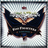 Foo Fighters Foo Fighters. In Your Honor (2 CD) foo fighters one by one special limited edition ecd cd