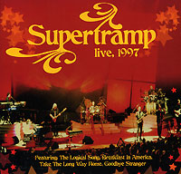 Supertramp Supertramp. Live, 1997 supertramp supertramp breakfast in america lp