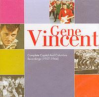 Сборник песен американского певца Джина Винсента. Общее время звучания - 6 часов 14 минут Диск содержит 162 трека в формате mp3Диск записан в формате MPEG Audio Layer 3 192 kBit/sec 44 1 kHz, Stereo