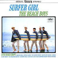 """The Beach Boys"" The Beach Boys. Surfer Girl. Shut Down Vol. 2"