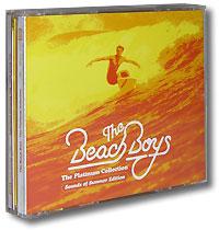 The Beach Boys The Beach Boys. The Platinum Collection (3 CD)