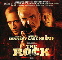 The Rock. Original Motion Picture Soundtrack hans zimmer hans zimmer live in prague 4 lp