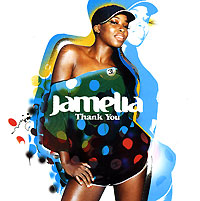 Певица из Бирмингема Jamelia Davis, известная во всeм мире как просто JAMELIA, записала второй диск