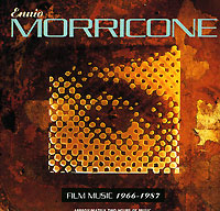 Ennio Morricone. Film Music 1966-1987 (2 CD)